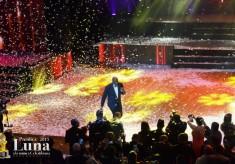Johnny Ventura en Premios Luna 2015
