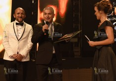 Reconocimiento Promotor Artístico del Año ALVARO GOMEZ