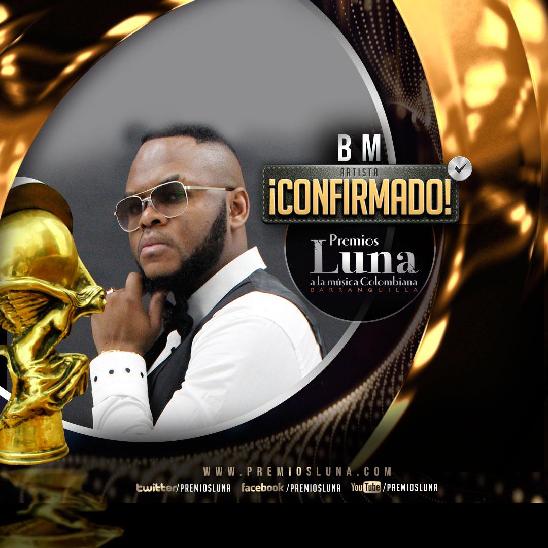BM: Artista Africano en Premios Luna