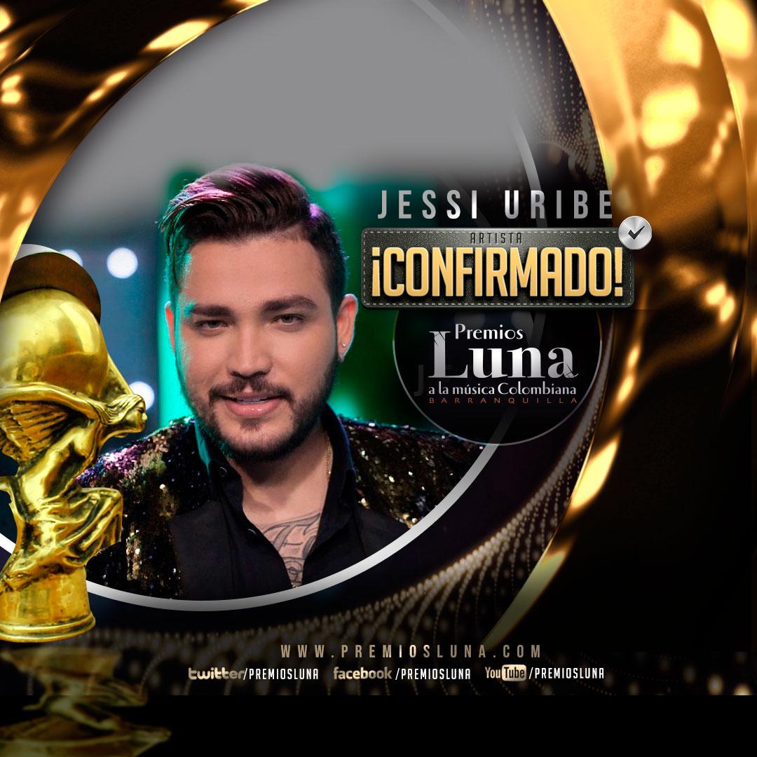 La música Popular en Premios Luna con Jessi Uribe