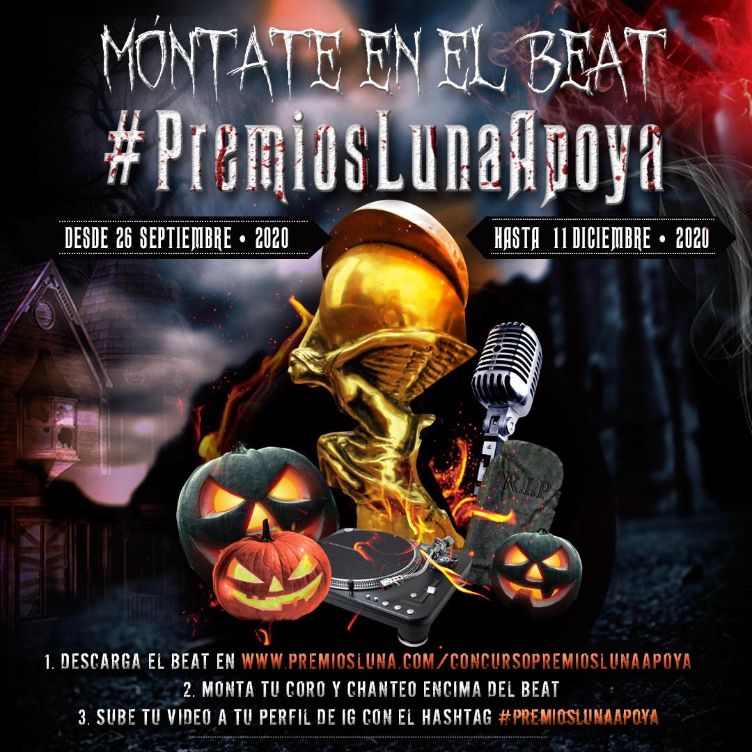 Concurso #PremiosLunaApoya