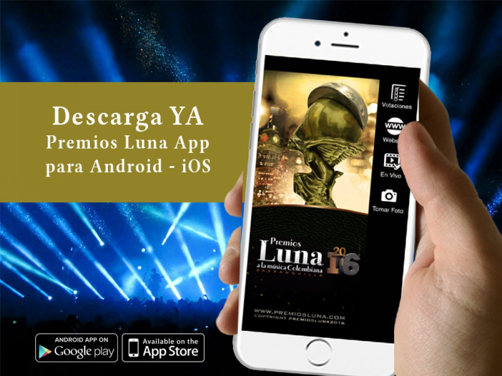 Premios Luna App GRATIS