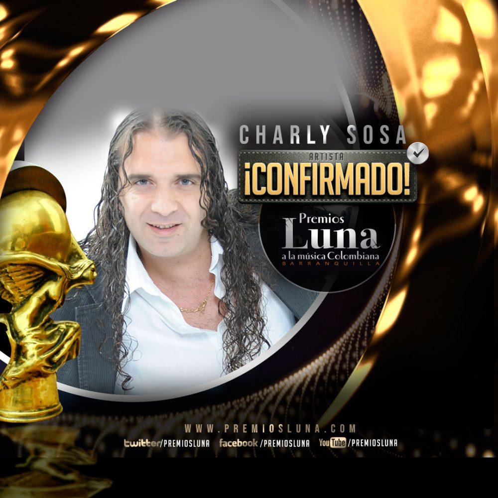 Charly Sosa y su éxito «Mayonesa» en Premios Luna 2019