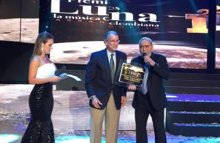 Éxito total Premios Luna 2016