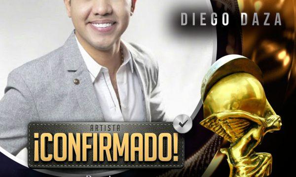 Diego Daza en Premios Luna 2019