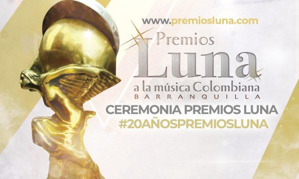 Ceremonia Premios Luna 2020
