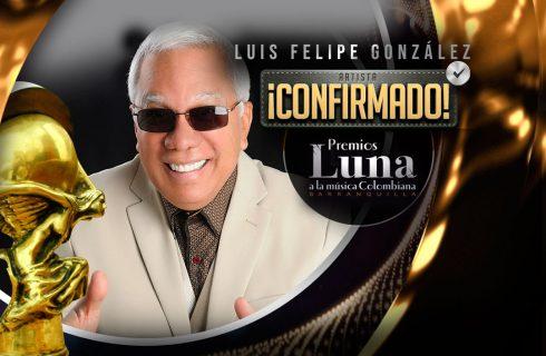 Luis Felipe González en Premios Luna