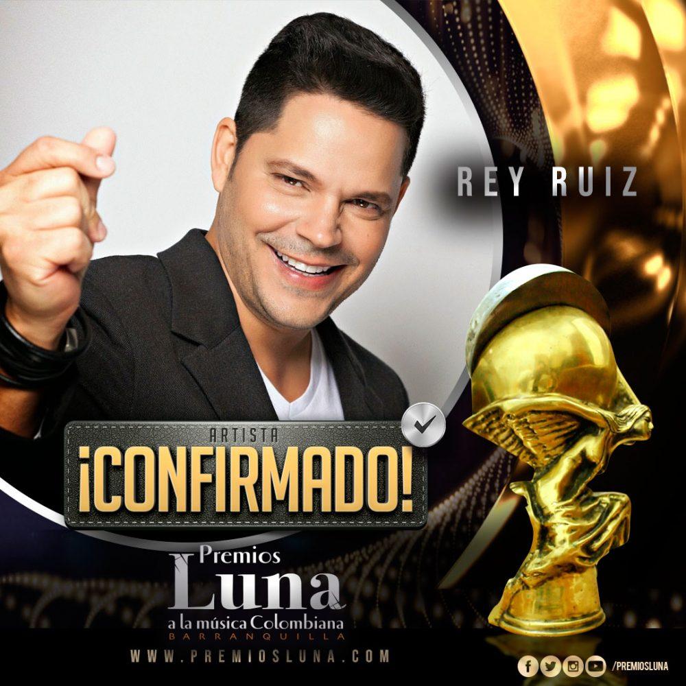 Rey Ruiz en Premios Luna 2019