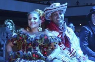 En Premios Luna empezó el Carnaval de Barranquilla