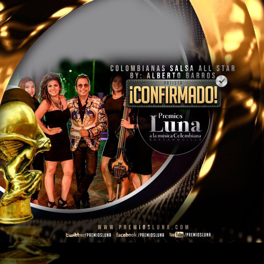 Colombianas Salsa All Star