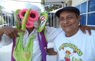 Homenaje a PARAGÜITA con Checo Acosta y Chelito de Castro